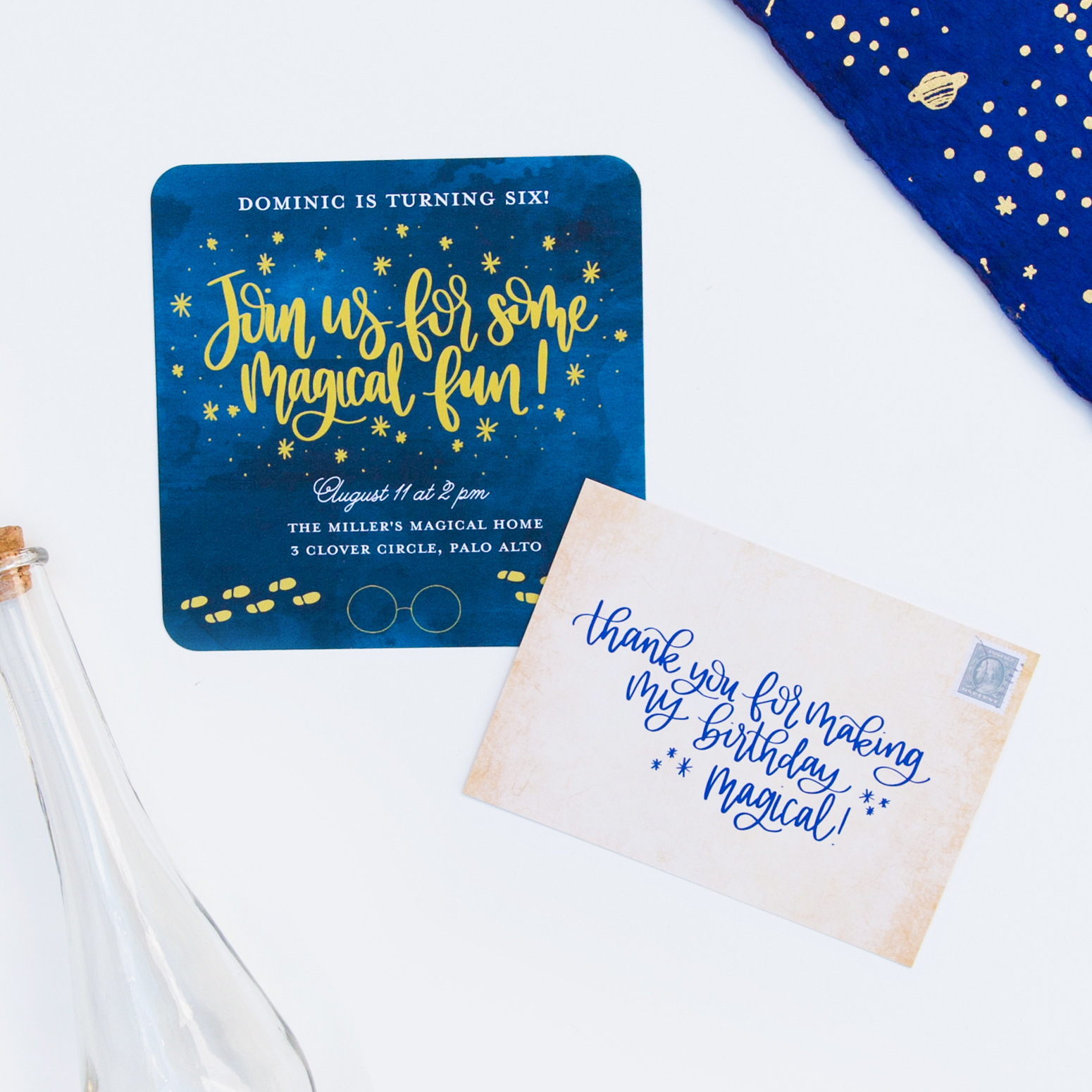 My Magical Party Invitation Collaboration with MixBook! - Amanda ...